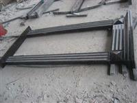 Tan Brown Door Frame