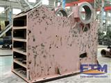 Stable Stone Jaw Crusher