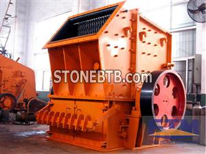 Single-stage Crusher in China