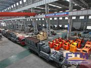 Wheel Mobile Jaw Crusher Plant
