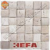 travertine mosaic tile (XMD003T)