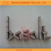 diamond segment for basalt