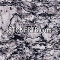 Granite wave white