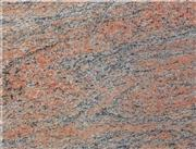 Multi-Color Red Granite