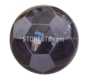 Granite Football Chinese Granite Carvings Granite Ball