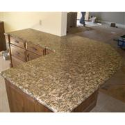 Giallo Fiorito Kitchen Countertop