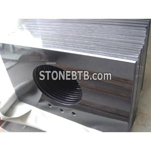 Granite Countertops (Shanxi Black)