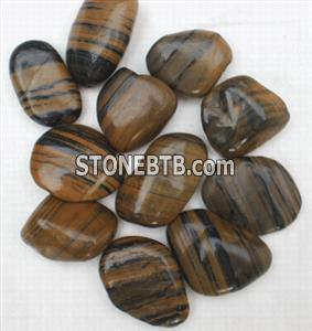 Strip pebbles/Polished Pebbles/ Pebble/