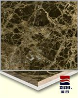 Marble and Calcium Silicate  - Dark Emperador
