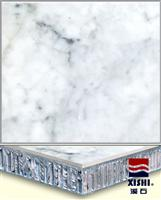 Marble and Aluminum Honeycomb - Statuario