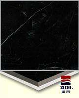 Marble and Calcium Silicate  - Black  Marquina