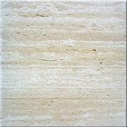 Unfilled-Honed Vein Cut Travertine