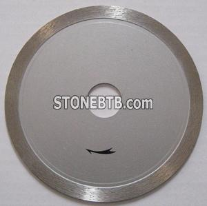 Dry cutting tile  blade