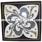 marble Mosaic Medallion,Waterjet Medallion -02