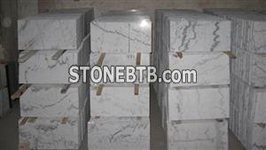 China Guangxi White Marble
