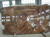 China Louis Red Marble