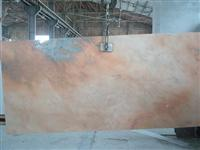 China Cloudy Rose Marble