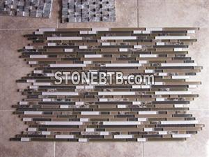 Glass and Marble Mosaic 02