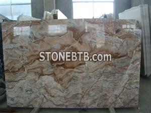 China Louis Gold Marble