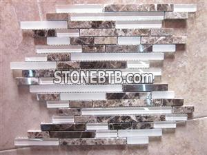 Glass and Marble Mosaic 06