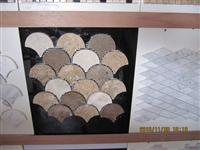 Glass and Marble Mosaic  38