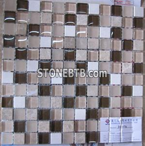 Glass and Marble Mosaic 52