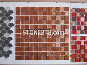 Glass and Marble Mosaic  43