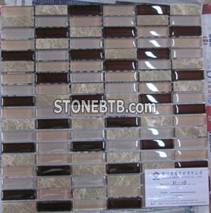 Glass and Marble Mosaic 56