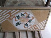 HM-001, Waterjet Medallion tile