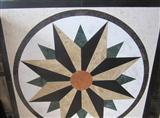 HM-020, Waterjet Medallion tile