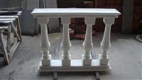 White Jade column