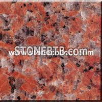 Maple Red G562 Granite tiles and slabs