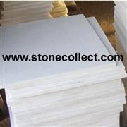Pure White marble cut to size