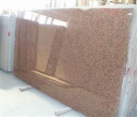 China Balmoral Red Construction Slabs