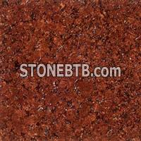 Imported Granite IMPERAL RED
