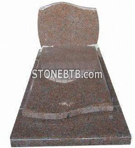 Maple Red Tombstone---006