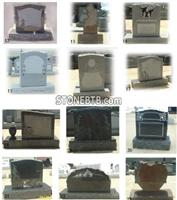 Hot Granite Tombstone Headstone mounment