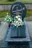Poland style Tombstone AND Headstone  JHT-001