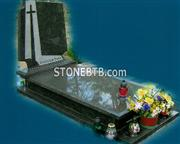 Black Poland  Tombstone  and monument