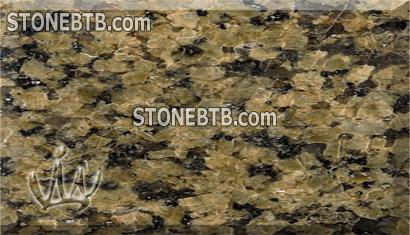 Indian Raniwara Yellow Granite Tile