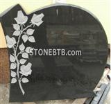 Ireland Style Flower Headstone and Tombstone