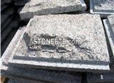 White Color Granite Mushroom