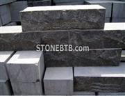 Wall Black Color Granite Mushroom