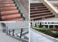 Hot Sales European Style  Granite Stairs