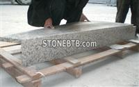 Tiger Skin Granite Stairs