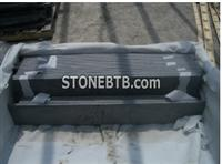 Mongolia Black  Granite Stairs