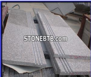 G664 Granite Treads and Stairs