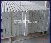 Indian Kashmir White  Granite Stairs
