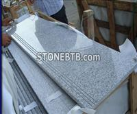G603  Granite Stairs and Treads