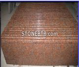 G562 Maple red  Granite Stairs and Treads